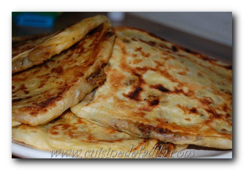 Cuisine Marocaine _ Pain de viande ,