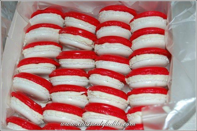 ganache la vanille - Colorant Macaron