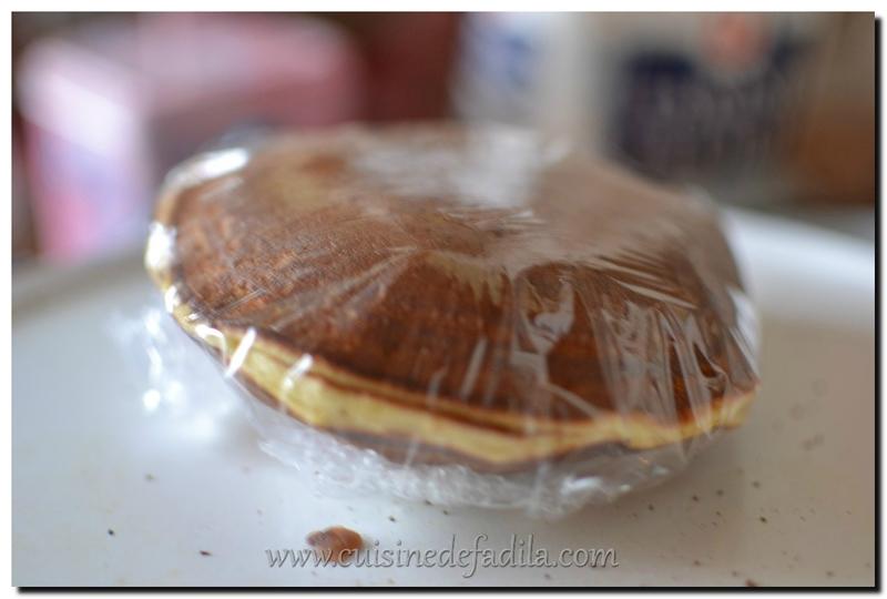 Dorayaki pancakes japonais cuisine de fadila - Bonne appetit en japonais ...
