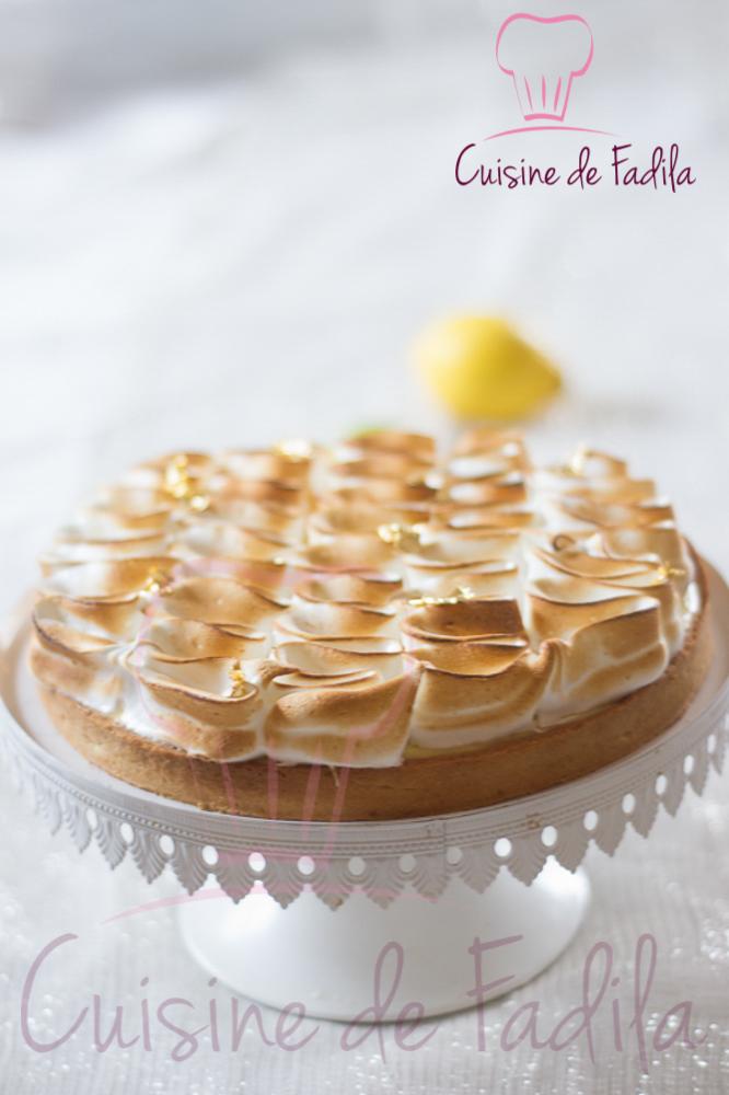 Tarte au citron meringu e recette en vid o cuisine de - Tarte au citron herve cuisine ...