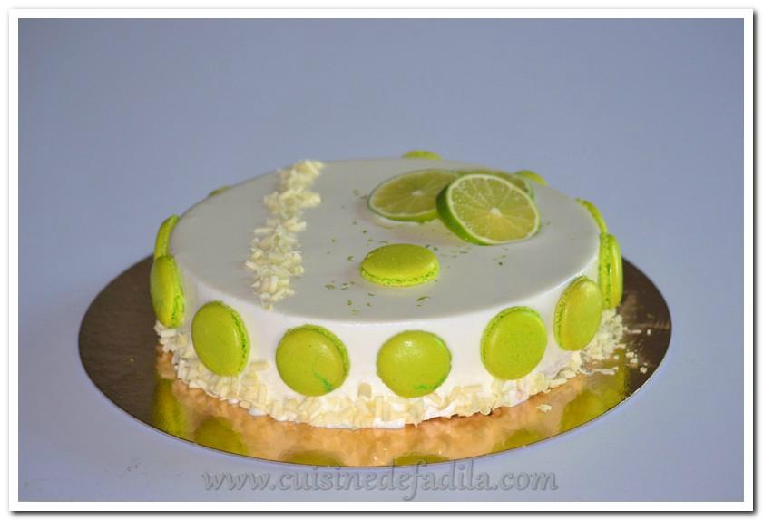 Cake Au Citron Noix