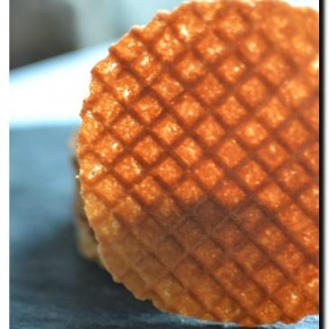 Gaufrette croustillante : recette en vidéo