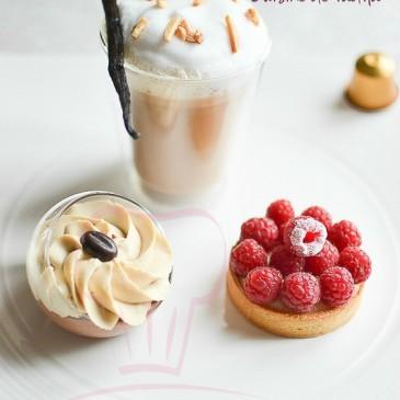 Café gourmand pour le concours Nespresso